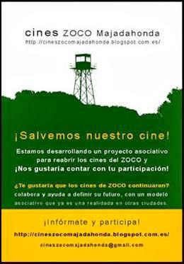Nuevos Cines Zoco Majadahonda: