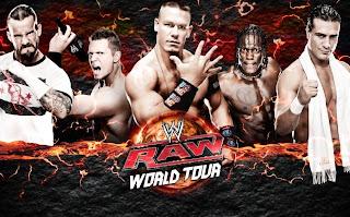 تحميل لعبة المصارعة 2013 من ميديا فاير WWE Row game download