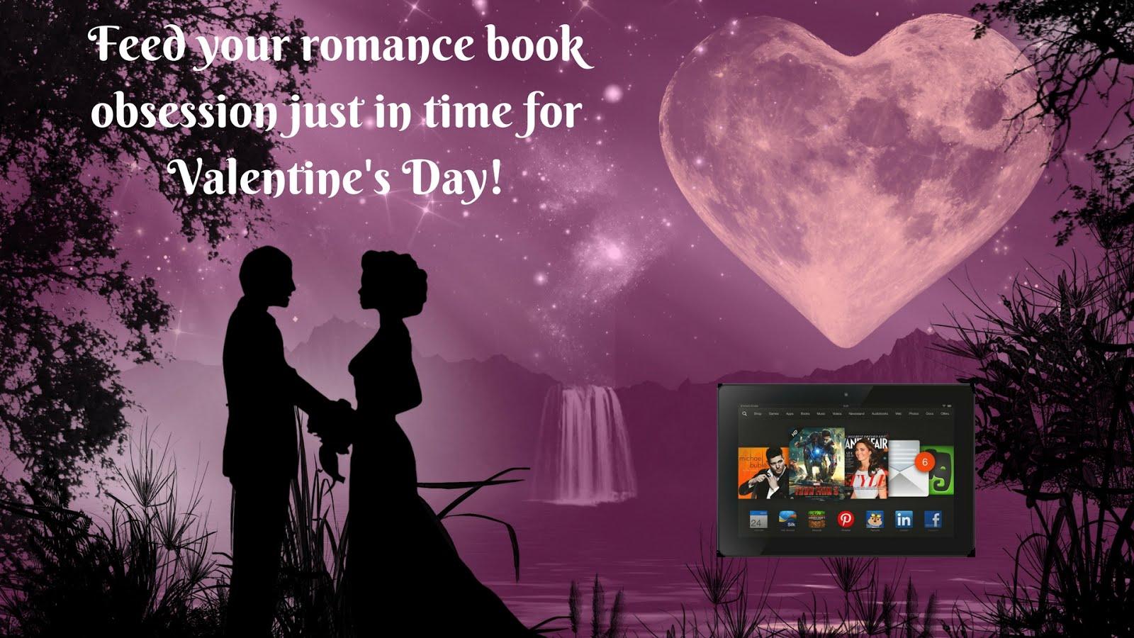 Valentine Book Blitz