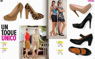 Catalogo Andrea zapatos cerrado verano 2015