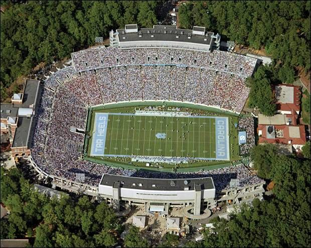 Kenan Stadium - North Carolina