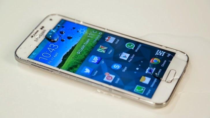 Harga dan Spesifikasi Samsung Galaxy S5 Paling terbaru