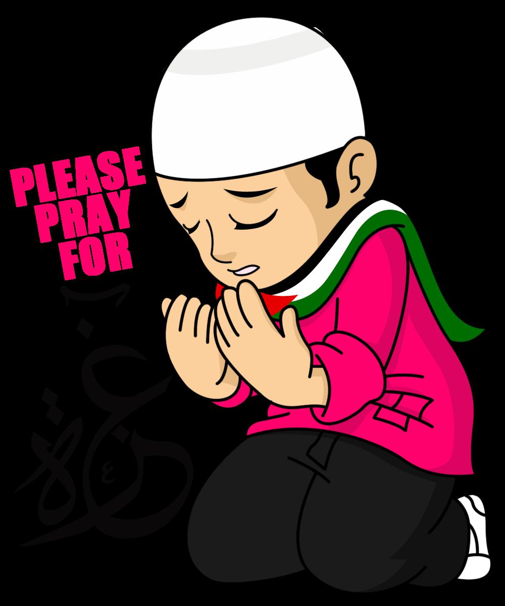 Let's Pray for Gaza