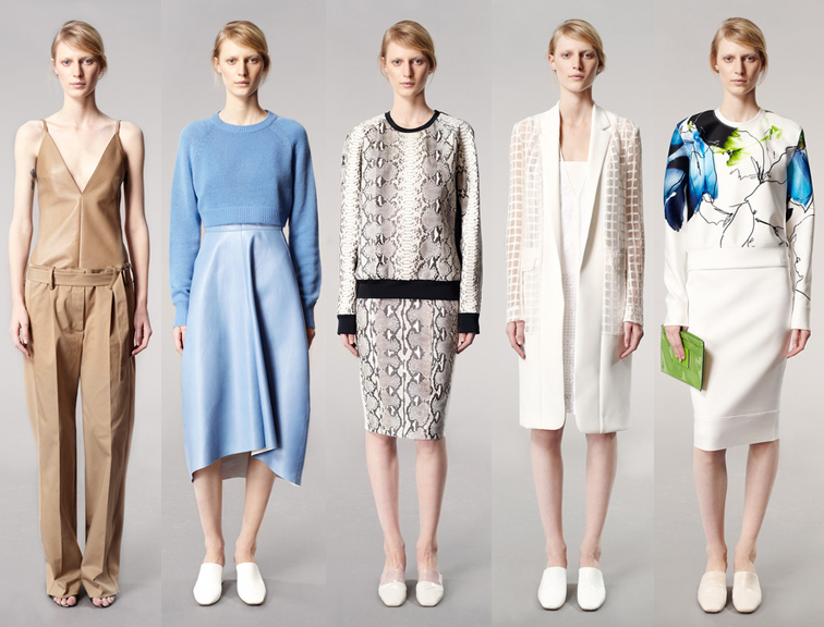 Reed Krakoff Resort Pre-Spring 2014 Collection