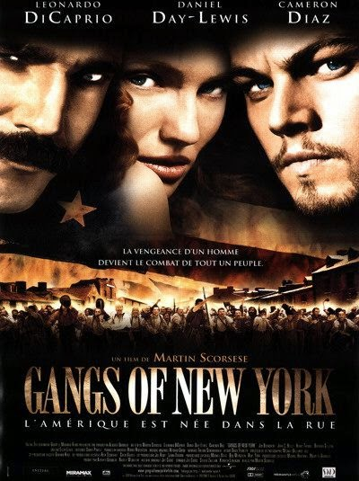 Gangs of New York - Οι Συμμορίες της Νέας Υόρκης (2002) tainies online oipeirates
