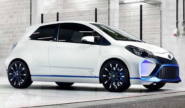 Diseño Toyota Yaris 2016