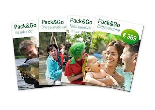 www.centerparcs.nl/pack-go Pack&Go pakket