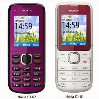 Nokia C1-01 RM-607  Flash File download