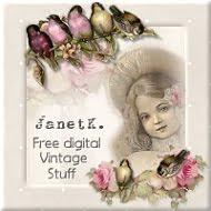 Janet K. Free digital Vintage stuff