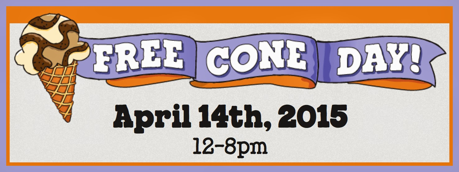 Ben & Jerry's: FREE Cone Day