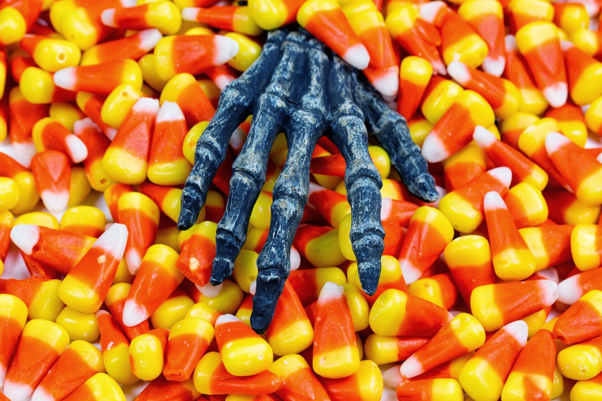 Researchers Have Found The Some Ingredients In Typical Halloween Candy Can Coal Tar Derivatives That One Family Of Chemicals