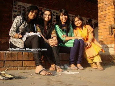 Dhaka University Gorgeous Beautiful Girls