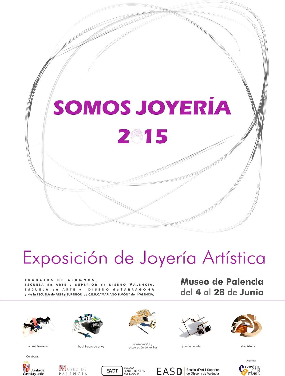 Blog De Joyer A De La Escuela De Arte De Palencia 2015 ~ Escuela Superior De Diseño De Valencia