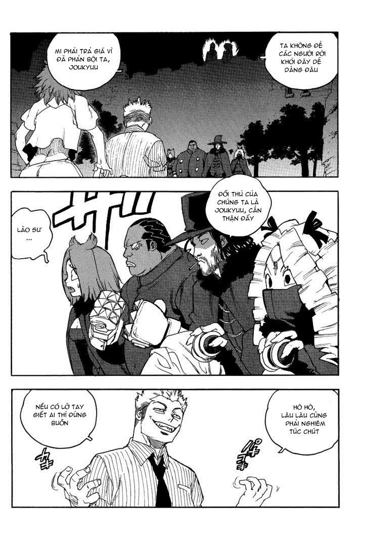 Aiki chap 77 - Trang 32