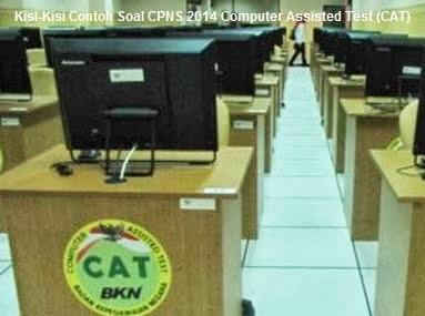 Kisi Kisi Contoh Soal Cpns 2014 Computer Assisted Test Cat Rekrutmen Lowongan Kerja Maret 2018