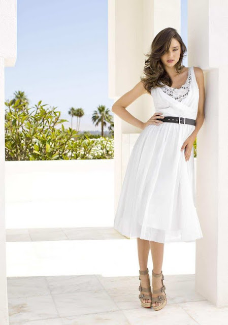 Miranda Kerr – David Jones' Spring 2011 Catalog