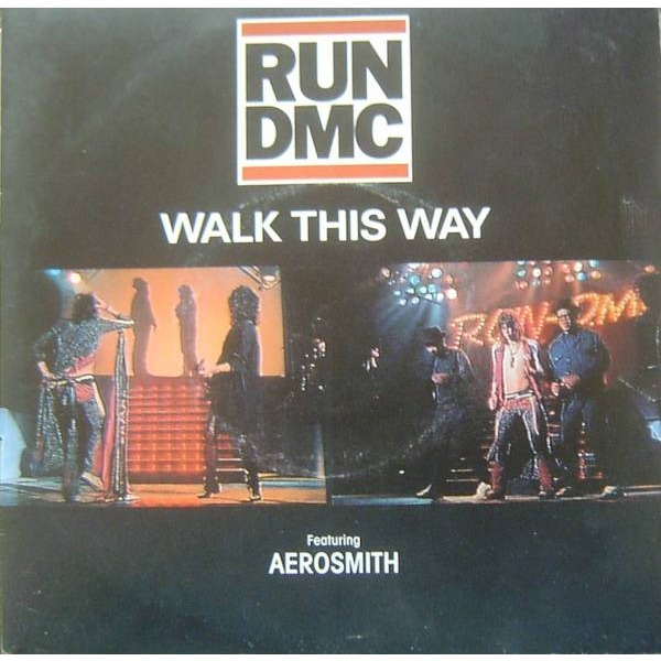 P 237 Ldoras De M 250 Sica Walk This Way Run Dmc Feat Aerosmith