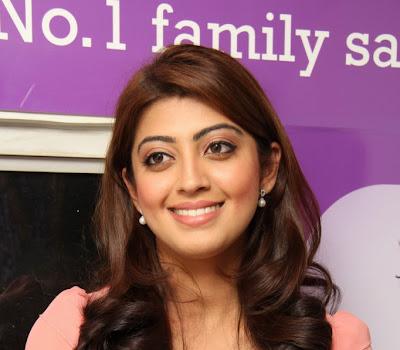 Cute pretty Pranitha launches naturals family salon & spa photos