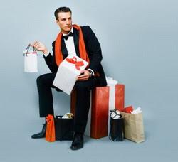 Men Love Shopping Online