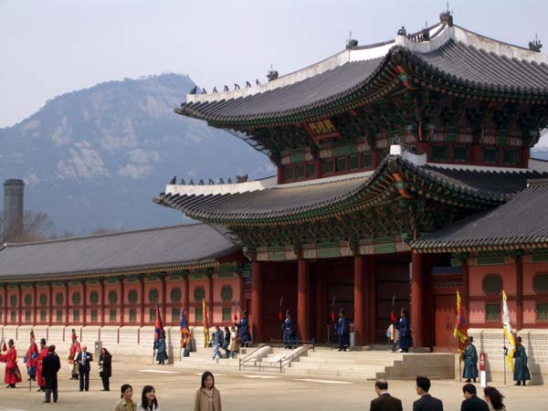 Royal Palace Korea