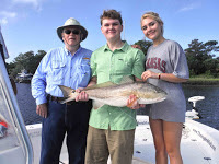 Biggest Redfish 2016