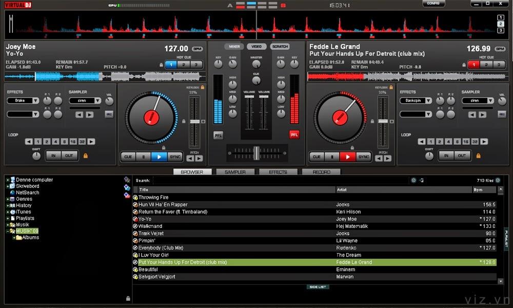 virtual dj 6 crack free download