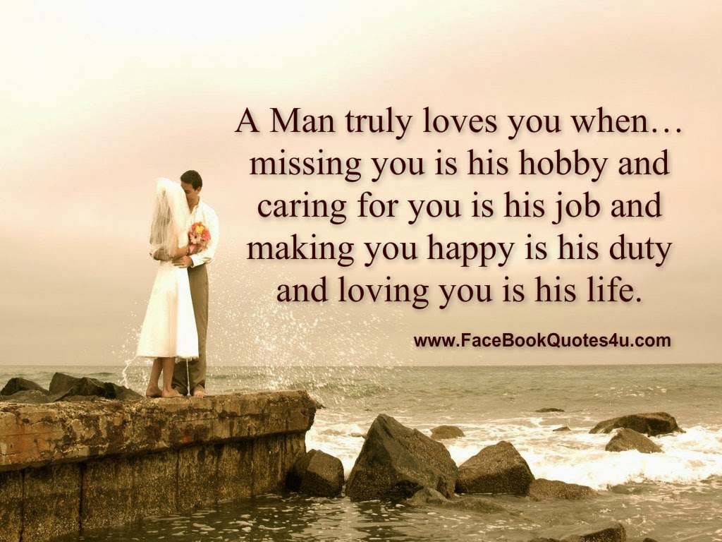 Some Special Quotes About Friendship Mesmerizing Quotes A Man Truly Loves You When