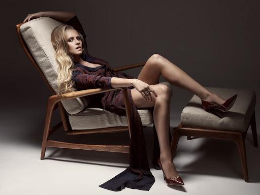 Teresa Palmer VVV Magazine Fall Winter 2015 photo shoot