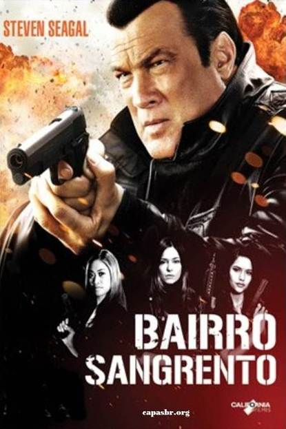 Bairro Sangrento (Blood Alley) (2012) BDRip Dual Áudio - Torrent