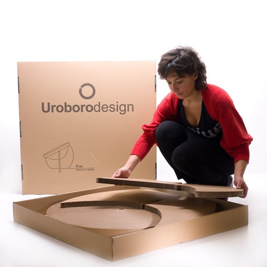 Make noise ecodesign sombrero by uroborodesign for Stili di progettazione del piano casa della nigeria