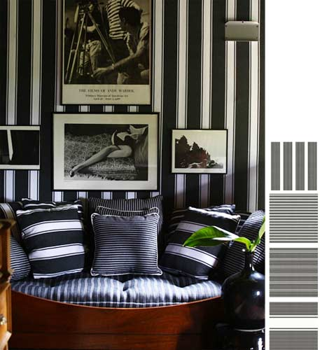 decoracao tudo branco:Tudo Aqui DeCoração: DeCoração: Tudo em preto e branco