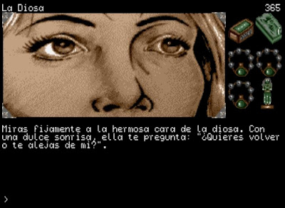 La diosa de Cozumel