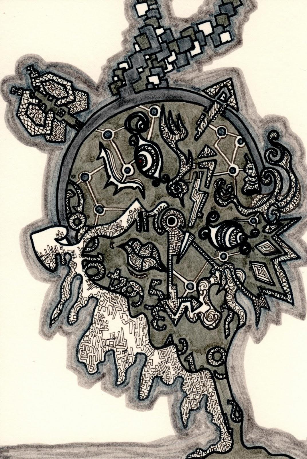 トケルトケイ / Time melts