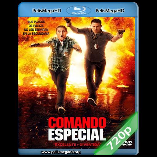 COMANDO ESPECIAL (2012) 720P HD MKV ESPAÑOL LATINO