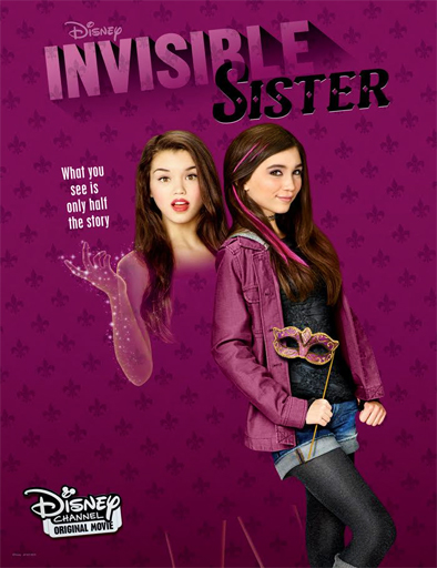 Ver Mi hermana invisible (Invisible Sister) (2015) Online