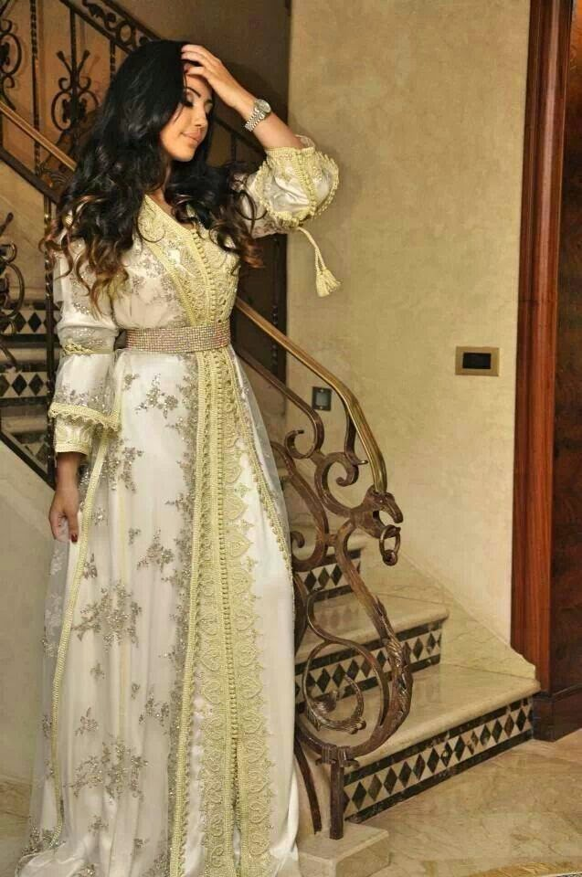 chic caftan mariage