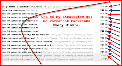 Website Backlinks Booster