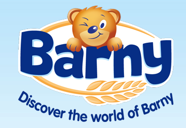 Barny Cake Bars