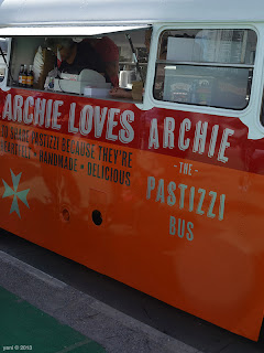 archie the pastizzi bus
