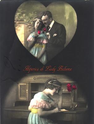 hiperica_lady_boheme_blog_cucina_ricette_gustose_facili_e_veloci_cartoline_antiche_romantiche_di_amore
