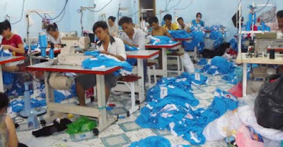 Xưởng may áo lớp giá rẻ