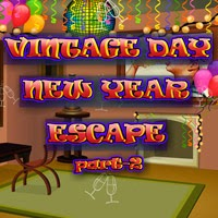 BigEscapeGames Vintage New Year escape-2