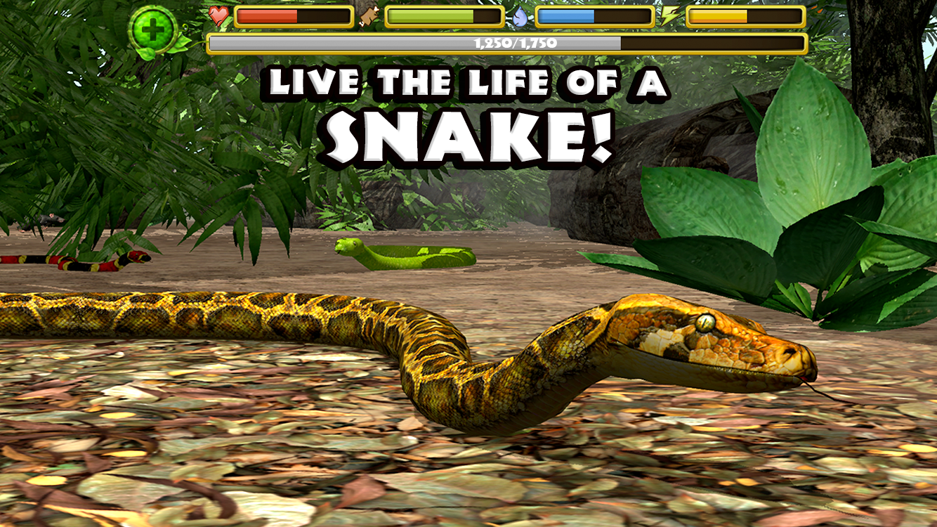 Snake Simulator Apk Android Game Amp Application