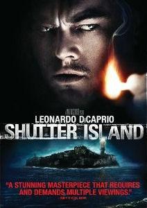 Shutter Island DVD cover