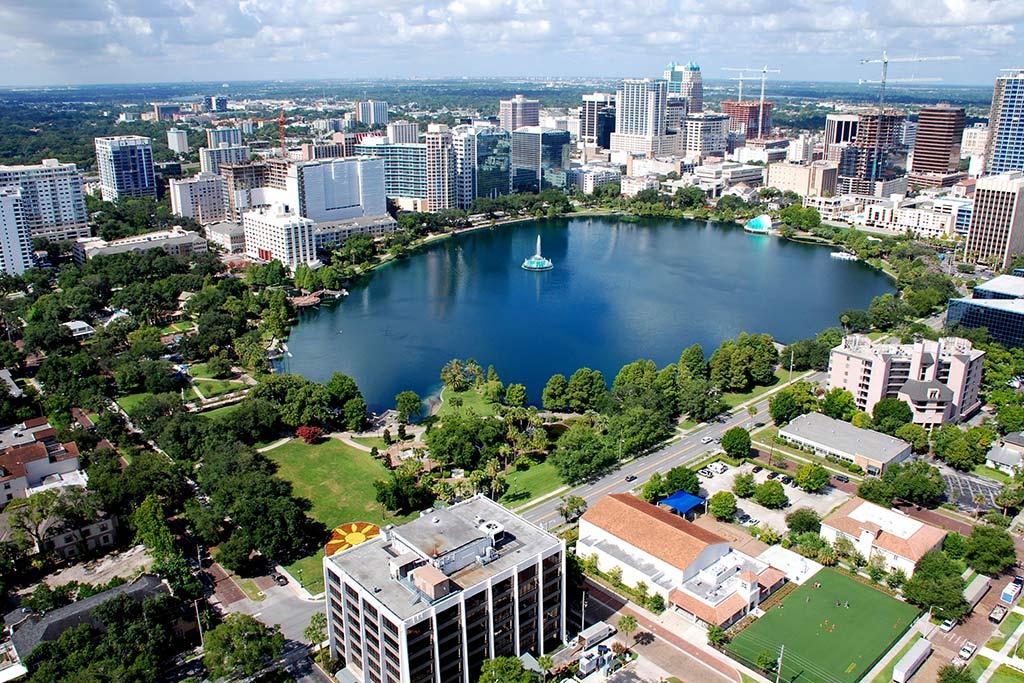 Morar em Orlando