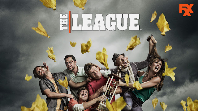 The League on @Netflix #streamteam