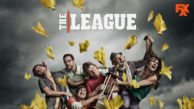 The League on @Netflix #streamteam