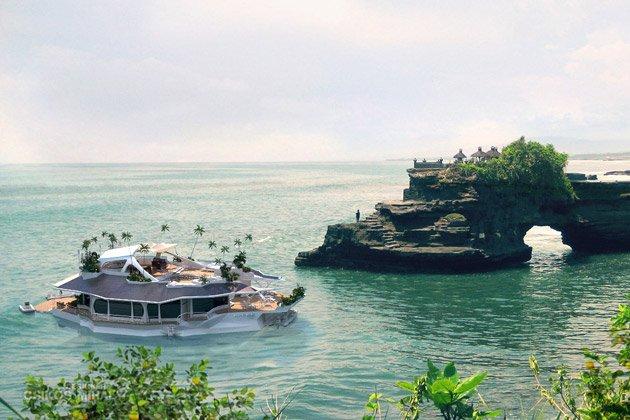 Fun Duniya Man Made Floating Island Goes On Sale