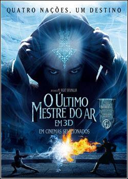 Download - Último Mestre do Ar DVDRip - Dual Áudio