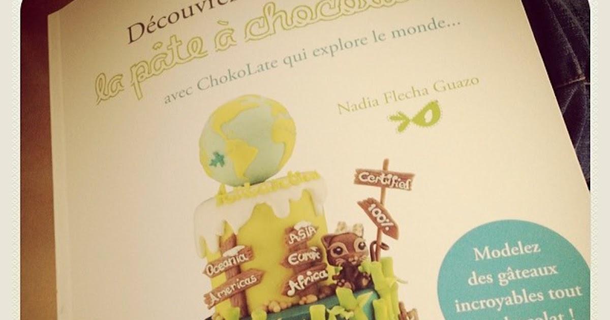 Waena en cuisine p te modeler au chocolat - Pate a modeler cuisine ...